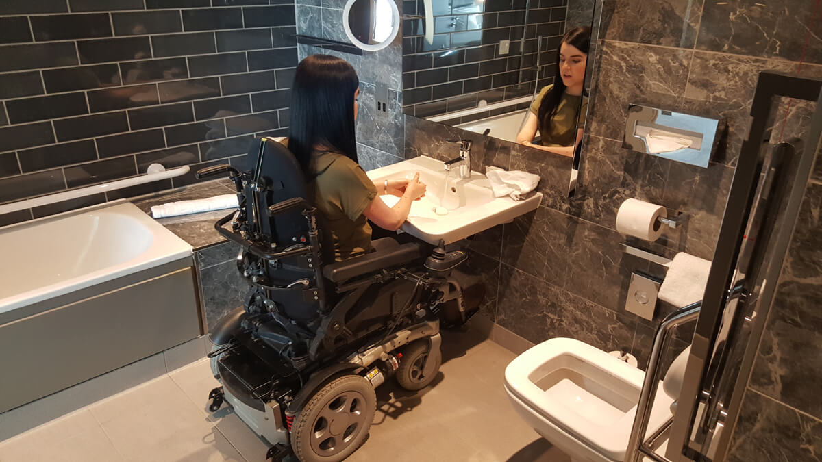 Things to Search for Inside a Disabled
