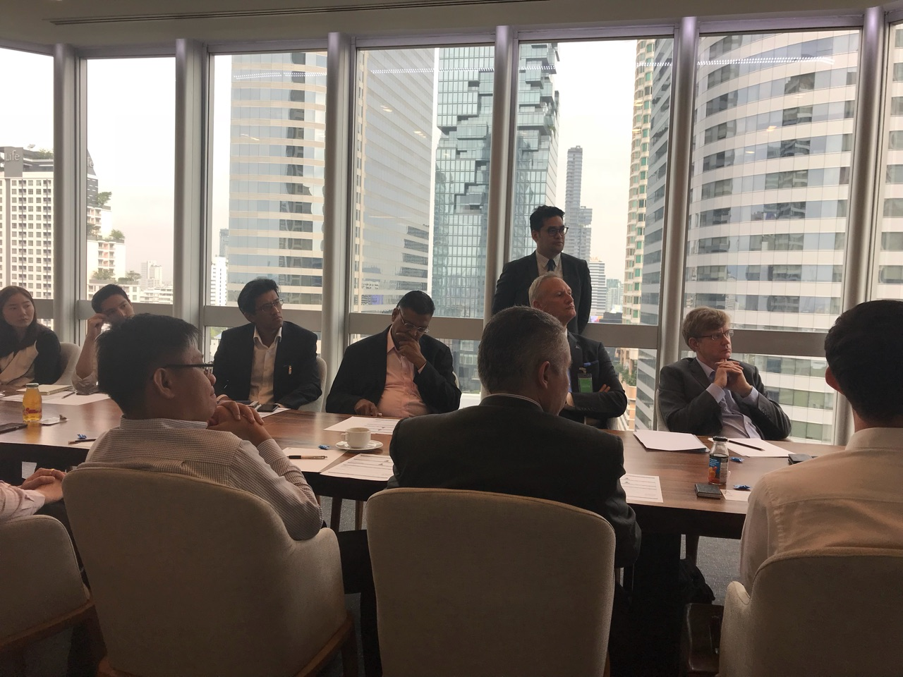 Business In Bangkok And Foreign Investments88