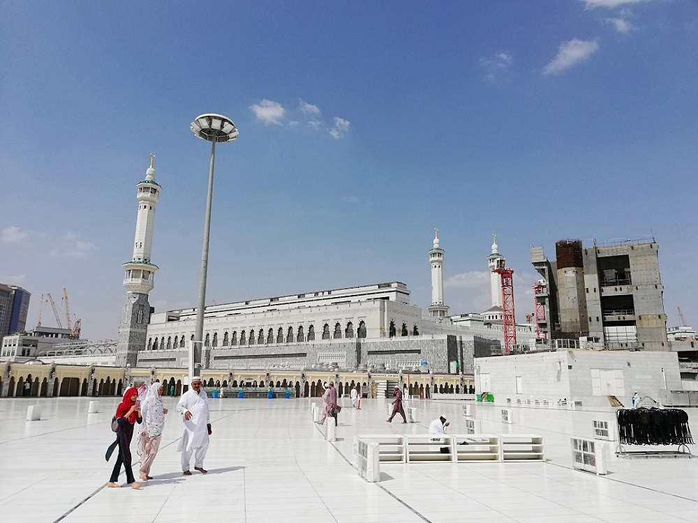 Makkah Among The Top Holiday Destinations On The Planet