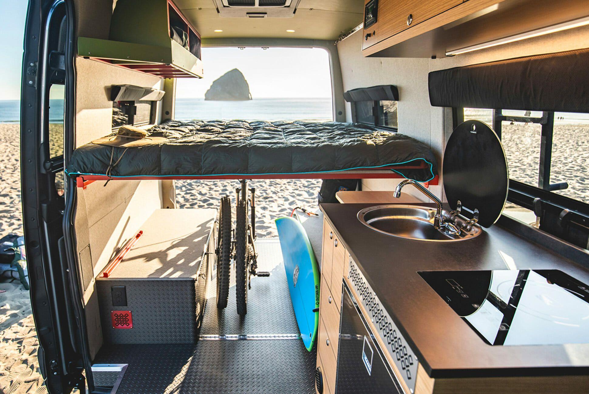 Van and Motorhomes