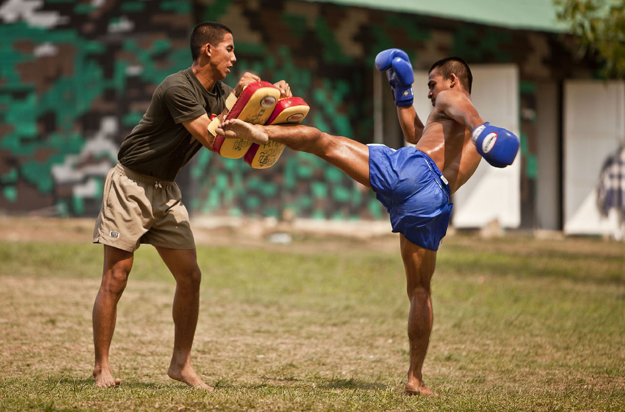 Muay Thai for A Great Holiday