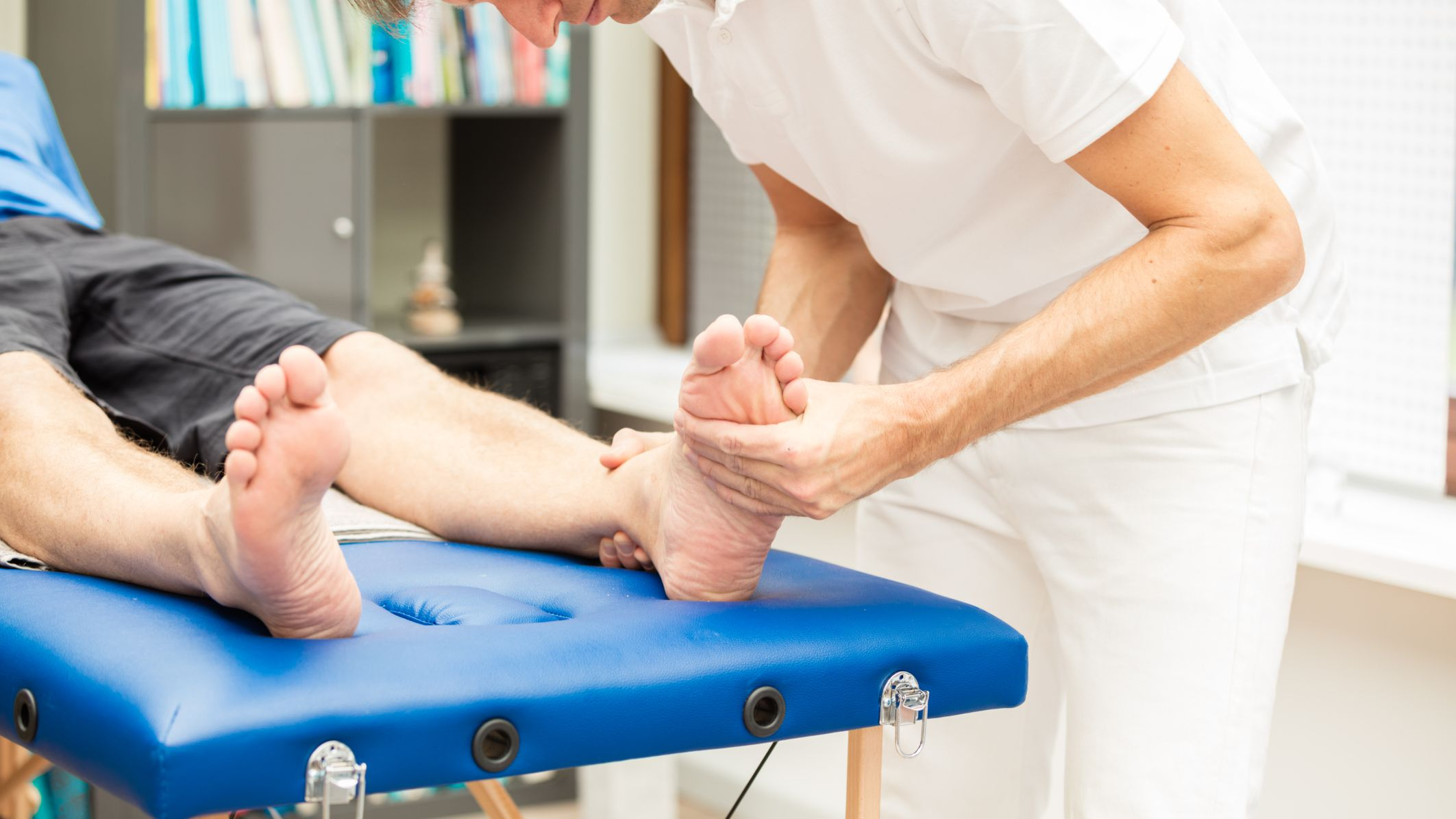 What to Expect from a Visit to The Podiatrist