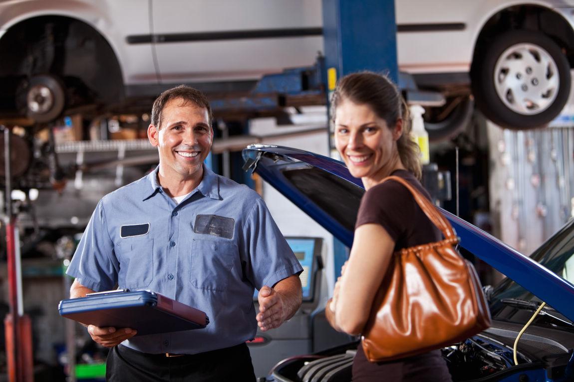 Repair Shops Gives Customers