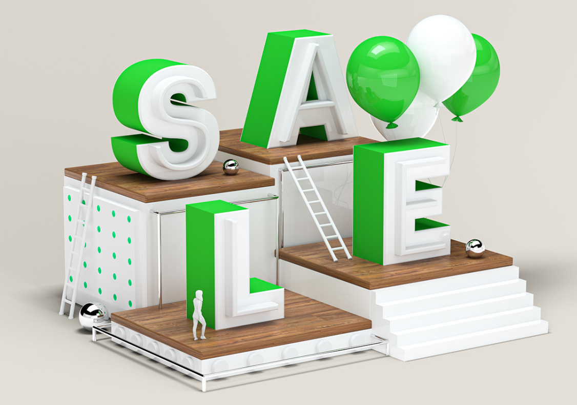 Small Business Marketing sale