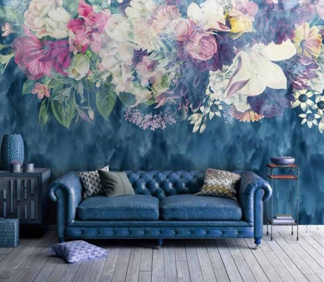 Theme 3D wallpapers for every corner of the house