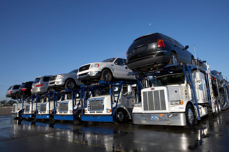 salvage car shipping