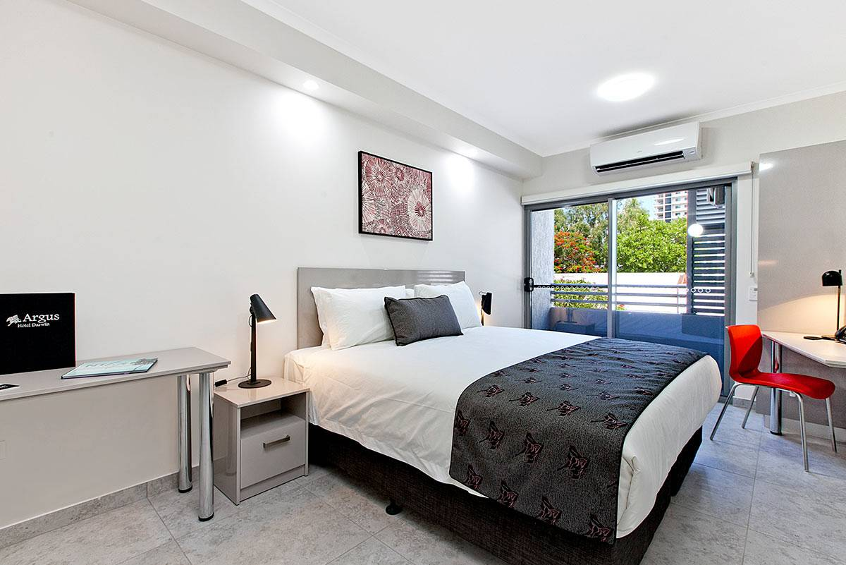 Spacious and Stylish guest rooms
