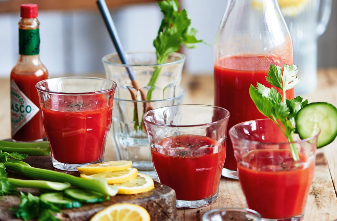 Bloody Mary Drink – It Is More Than a Hangover Drink