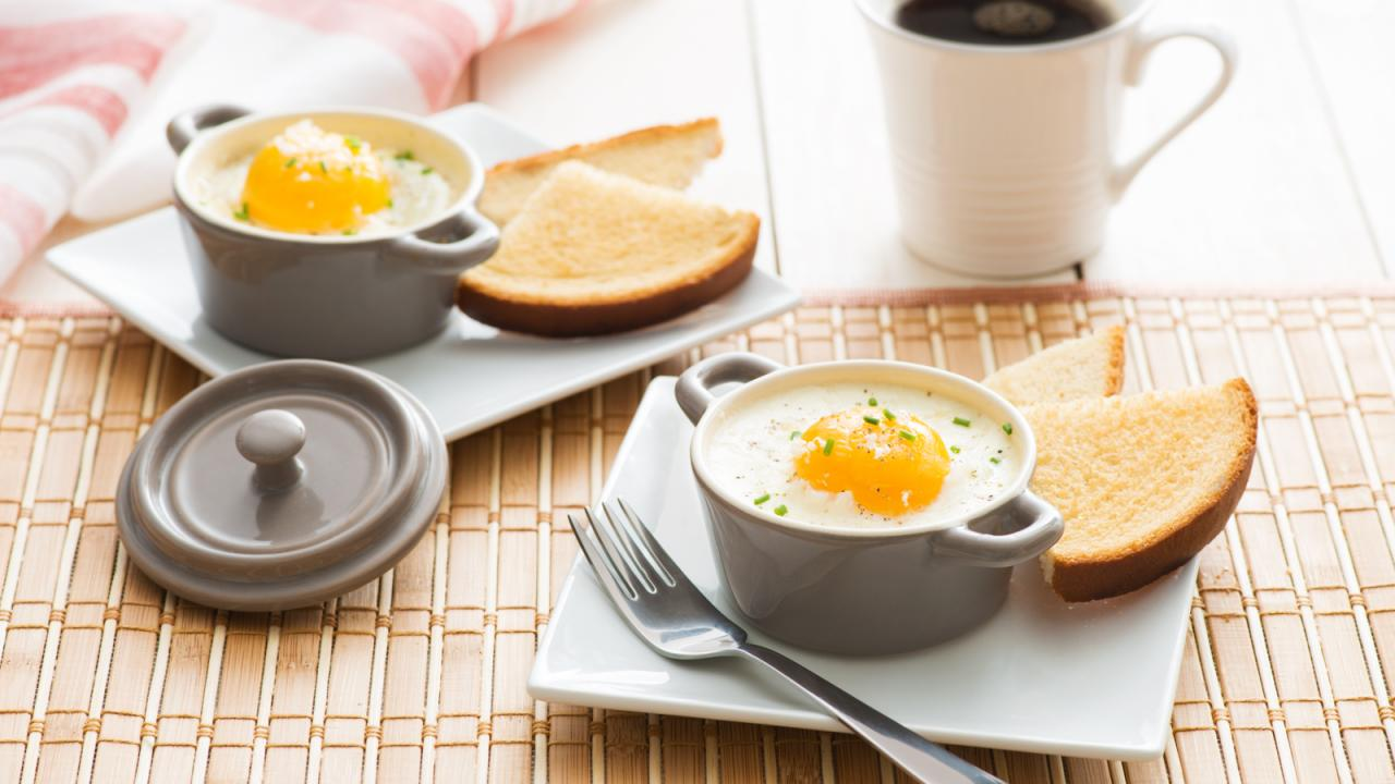 Eggs dishes