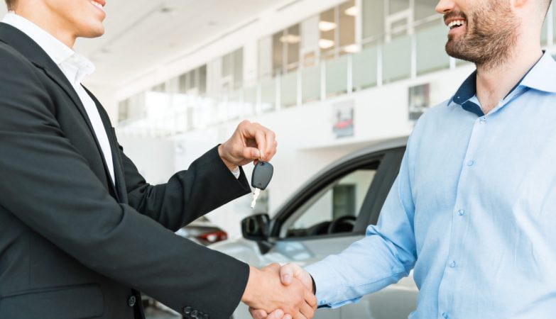 purchasing car