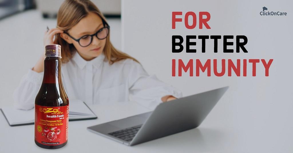 Eazol Health Tonic for Strong Immunity