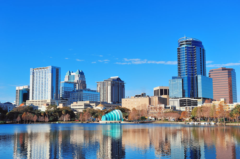 Orlando – A Beautiful City to Shop, Tour, and Dine with Friends and Family