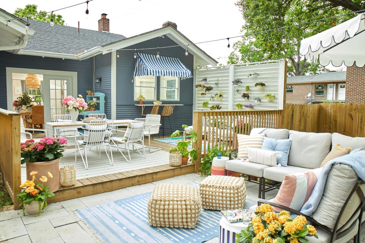 Revive Your Tired Outside Furniture