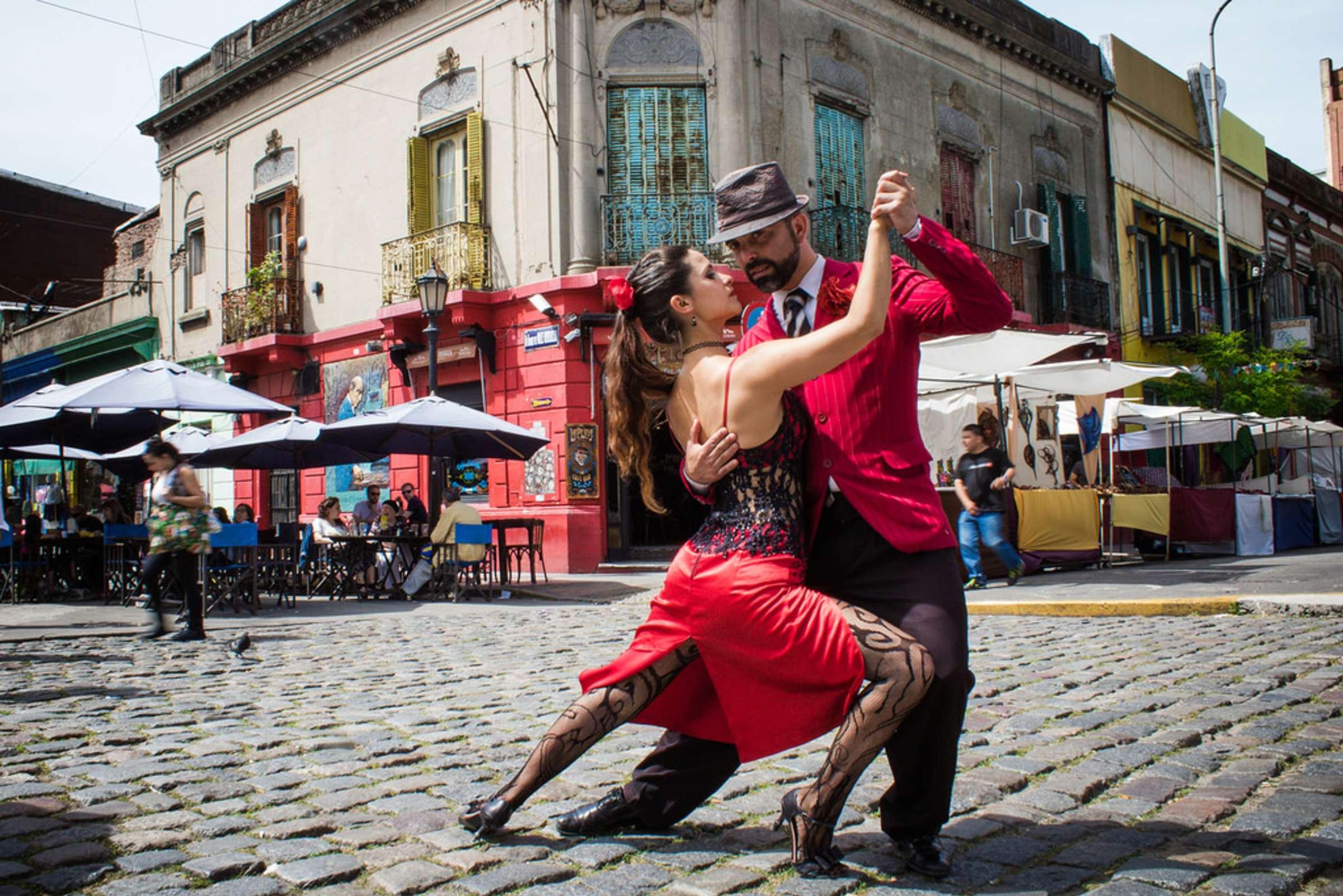 Tango Dance World