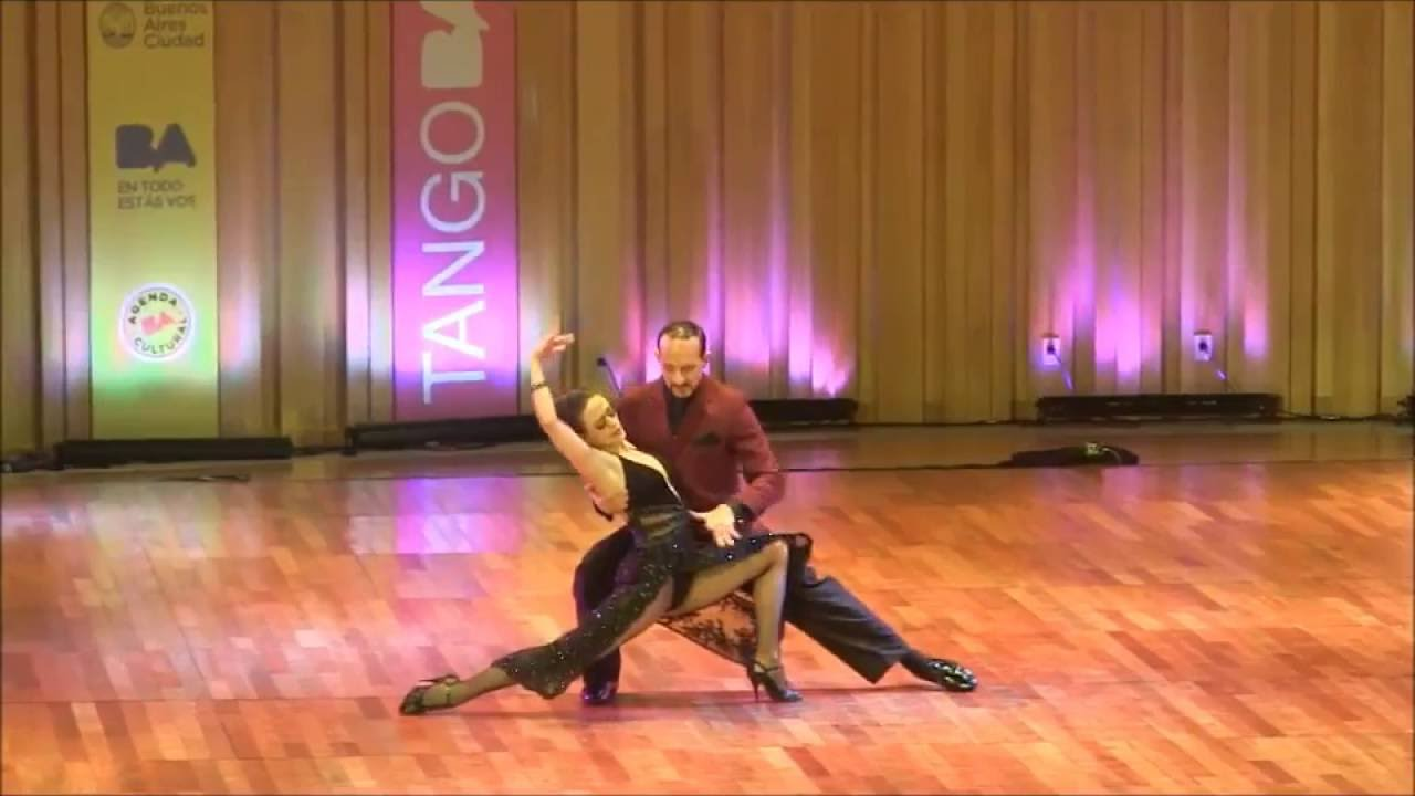 The Roles of Female Lead in Tango