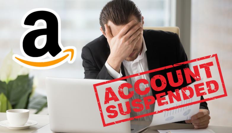 Amazon Account Suspension
